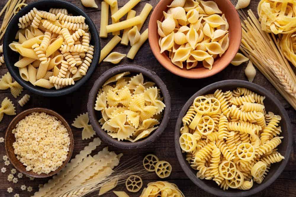 بأشكال مختلفة: موجز نشوء المعكرونة حتى وصلت إلى قائمة طعامك