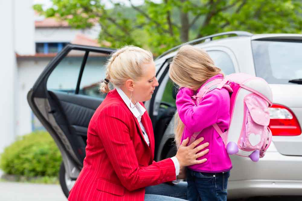 دليل الآباء للتعامل مع خوف أطفالهم من الذهاب إلى المدرسة