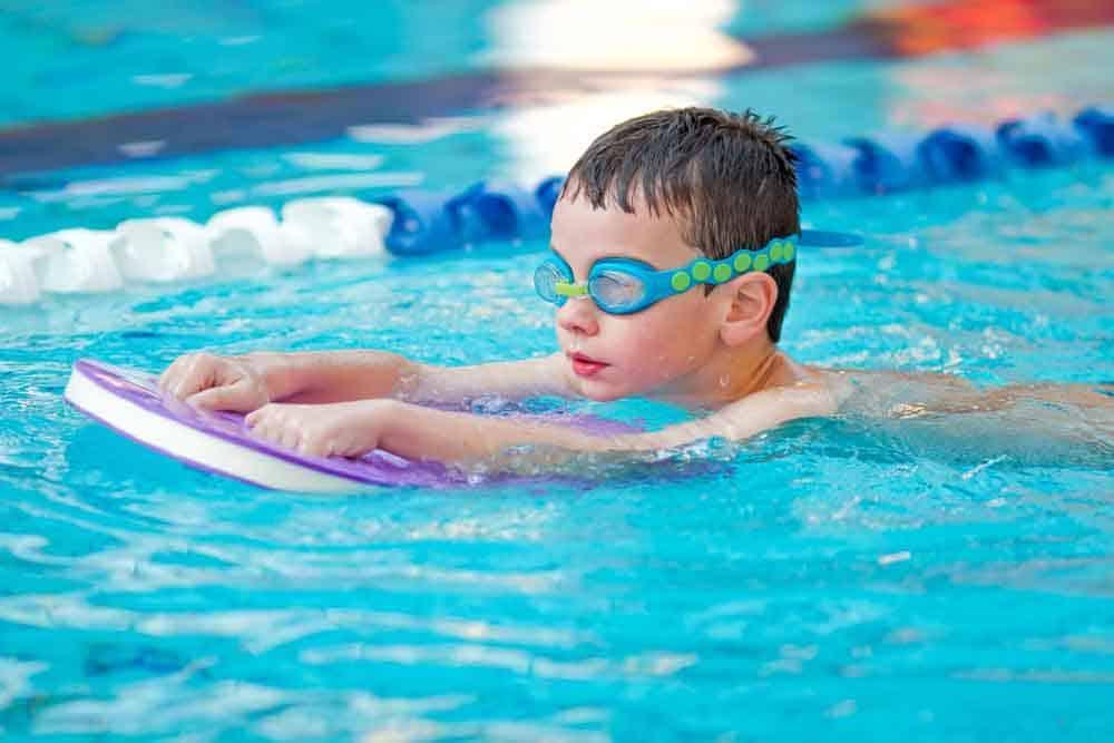 فوائد السباحة