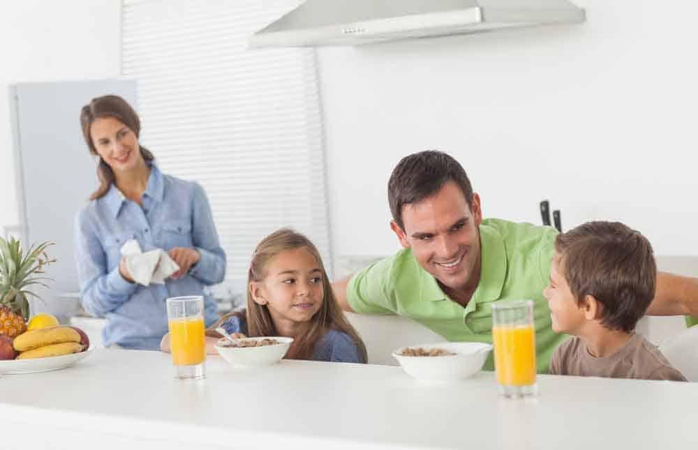 داخل العائلة: كيف يمكن أن يكون الخلاف صحياً؟