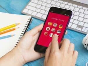 5 تطبيقات متميزة لتعلم لغة جديدة