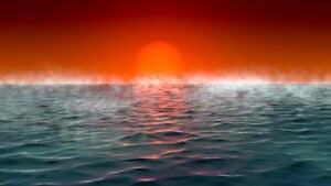الكواكب «الهيدرومحيطية» يمكن أن تأوي الحياة الخارجية التي نبحث عنها